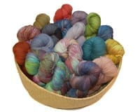 Araucania Ranco Yarn Group Photo