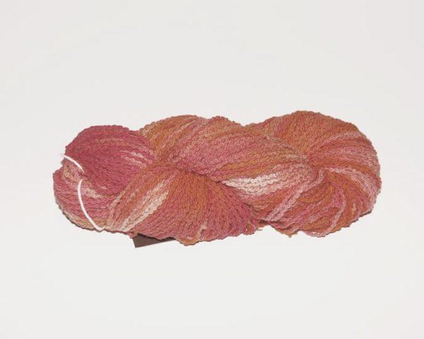 Araucania Pehuen Yarn Orange Peach Pink 02