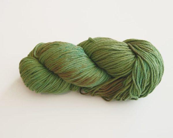 Araucania Pomaire Yarn Mint Green Chocolate 02