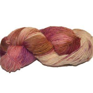Araucania Aysen Yarn Rust Brown Wine 806
