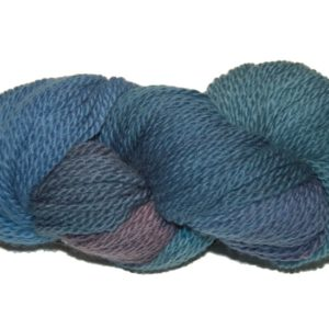 Araucania Lauca Yarn French Blue Purple 01