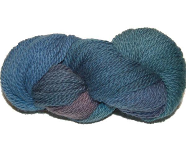 Araucania Lauca Yarn French Blue Purple 01
