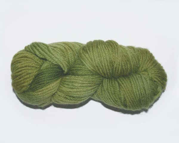 Araucania Nature Wool Chunky Yarn Pea Green 109