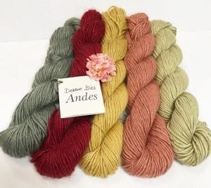 Debbie Bliss Andes Group Product Photo