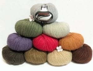 Austermann Natura Yarn Group