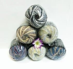 Cascade Yarn Fixation Spay-Dyed