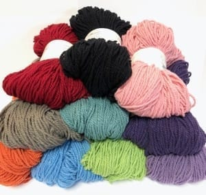 Cestari Floral Collection Yarn Group Photo