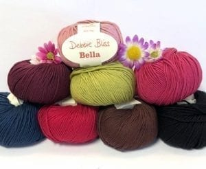 Debbie Bliss Bella Yarn Group Product Photo