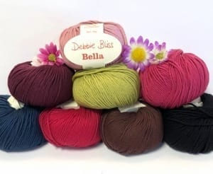 Debbie Bliss Bella Yarn Group Product Photo