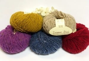 Debbie Bliss Donegal Aran Tweed Group Product Photo