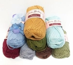 Louisa Harding Yarns Jasmine Group Photo