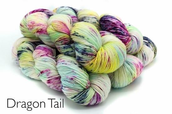 Baah Yarn Savannah Dragon Tail