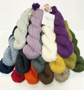 Debbie Bliss Aymara Alpaca Yarn Group Product Photo