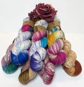 Araucania Huasco Sock Yarn Group Product Photo