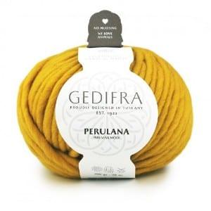 Gedifra Perulana jumbo weight peruvian wool yarn