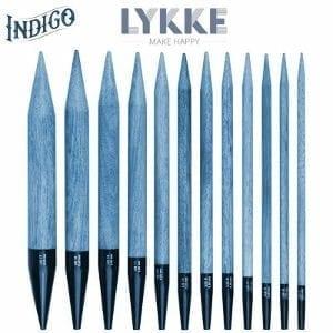 Lykke Indigo 5 inch interchangeable needle tip