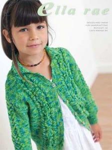Ella Rae Knitting Book 122 Lace Merino DK