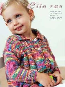 Ella Rae Knitting Book 123 Cozy Soft
