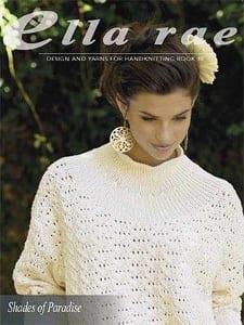 Ella Rae Knitting Book 19 Shades of Paradise