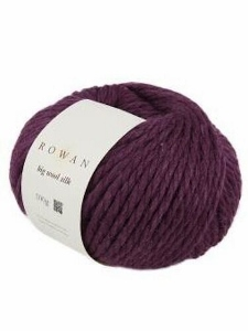 Rowan Big Wool Silk Yarn