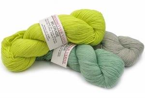 Trendsetter Berade yarn for Kknitting or Crocheting garmentslg
