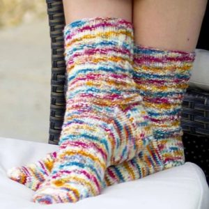 Araucania Huasco Anise Socks Kit