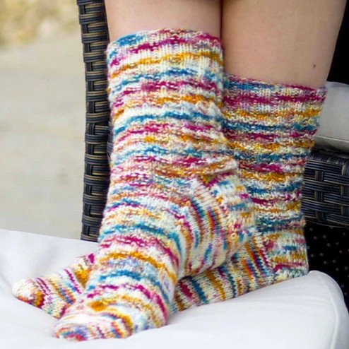 Araucania Huasco Anise Socks Kit