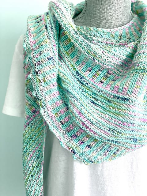 Casapinka Breathe and Hope Shawl