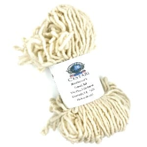 Cestari Heavenly Collection Merino Wool Yarn White