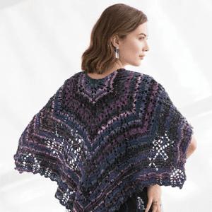 Noro Yarn Nishiki Semicircle Shawl Knitting Kit
