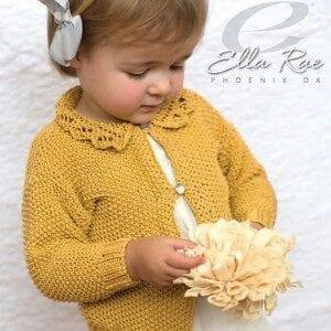 Ella Rae Ester Jacket Knitting Kit