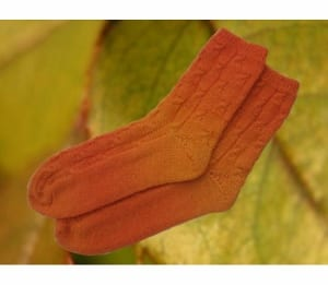Jojoland Sunset Sock Pattern P-Sock-Y08-01