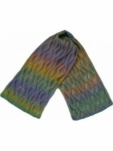Jojoland Morning Abstract Scarf pattern C244