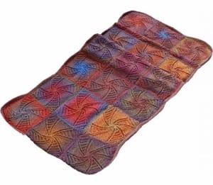 Jojoland Lily Shawl pattern PJ 024