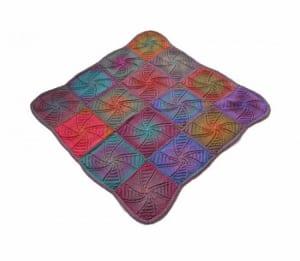 Jojoland Lily Blanket Pattern PJ 030