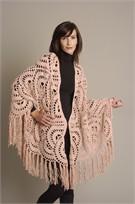 Karabella Crochet Shawl KC 555