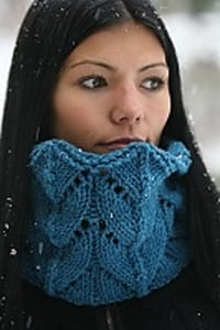 Karabella Neck Warmer pattern KK 641