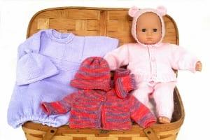 Knitting At Knoon Baby Doll Wardrobe patterns