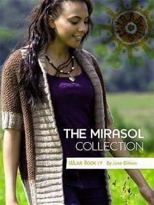 Mirasol Softcover Pattern book Sulka EMIR 17