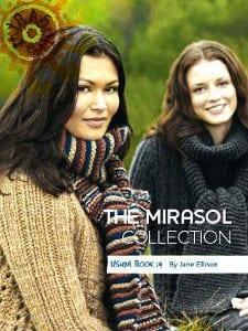 Mirasol Softcover Pattern Book 19 Ushya EMIR 19