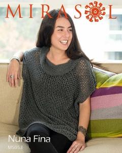 Mirasol Nuna Fina Poncho Top leaflet M5053