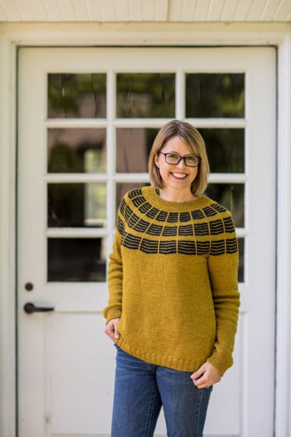 4 Day Sweater Knit Along with Marie Greene - Pattern Pre-Order