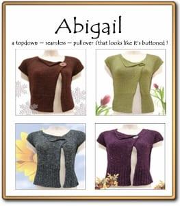 c2Knits Abigail Pattern