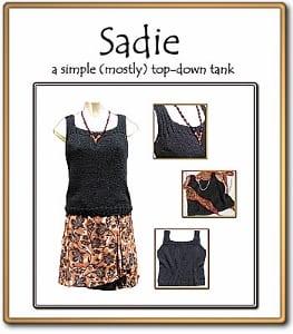 c2Knits Sadie top pattern
