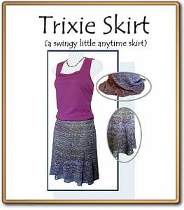 c2Knits Trixie Skirt Pattern