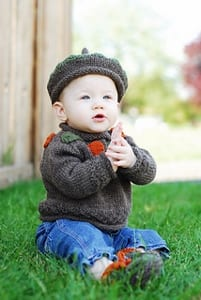 Figheadh Yarnworks Woodys Baby Set Pattern 2230