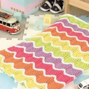 Mexican Wave Blanket Kit