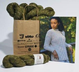 Elsebeth Lavold Rikki Sweater Kit - Version A