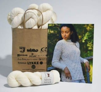 Elsebeth Lavold Rikki Sweater Kit - Version B