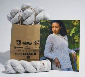 Elsebeth Lavold Rikki Sweater Kit - Version C